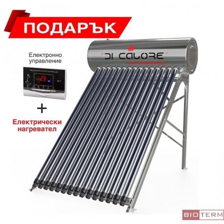 Слънчев колектор с бойлер 120 литра DI CALORE