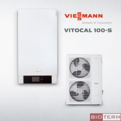 Viessmann Vitocal 100-S за отопление и охлаждане