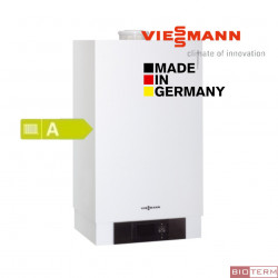 Стенен кондензен газов котел Viessmann Vitodens 200-W от 1,8 до 35 kW едноконтурен