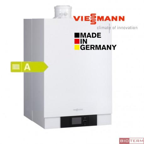 Стенен кондензен газов котел Viessmann Vitodens 200-W от 49 до 150 kW едноконтурен