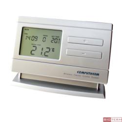 Допълнителен многозонов безжичен, програмируем стаен термостат COMPUTHERM Q8RF TX