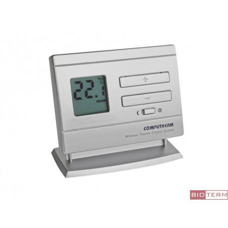 Допълнителен многозонов безжичен дигитален стаен термостат COMPUTHERM Q5RF TX