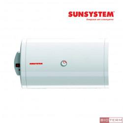 Бойлер, електрически, емайлиран, хоризонтален Sunsystem MBH EL Ø 440