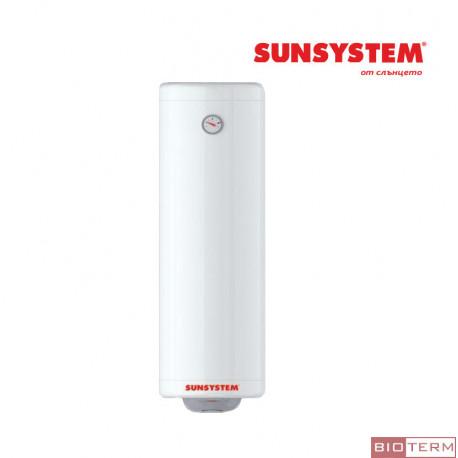 Бойлер, електрически, емайлиран, вертикален Sunsystem MBNH Slim Ø 355