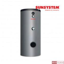 Бойлер, слънчев, емайлиран, вертикален, без серпентина Sunsystem SEL