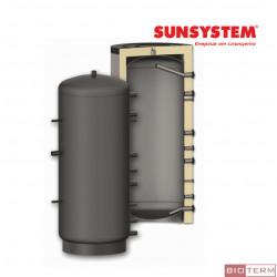 Буферен съд P – без серпентини, с изолация, Sunsystem